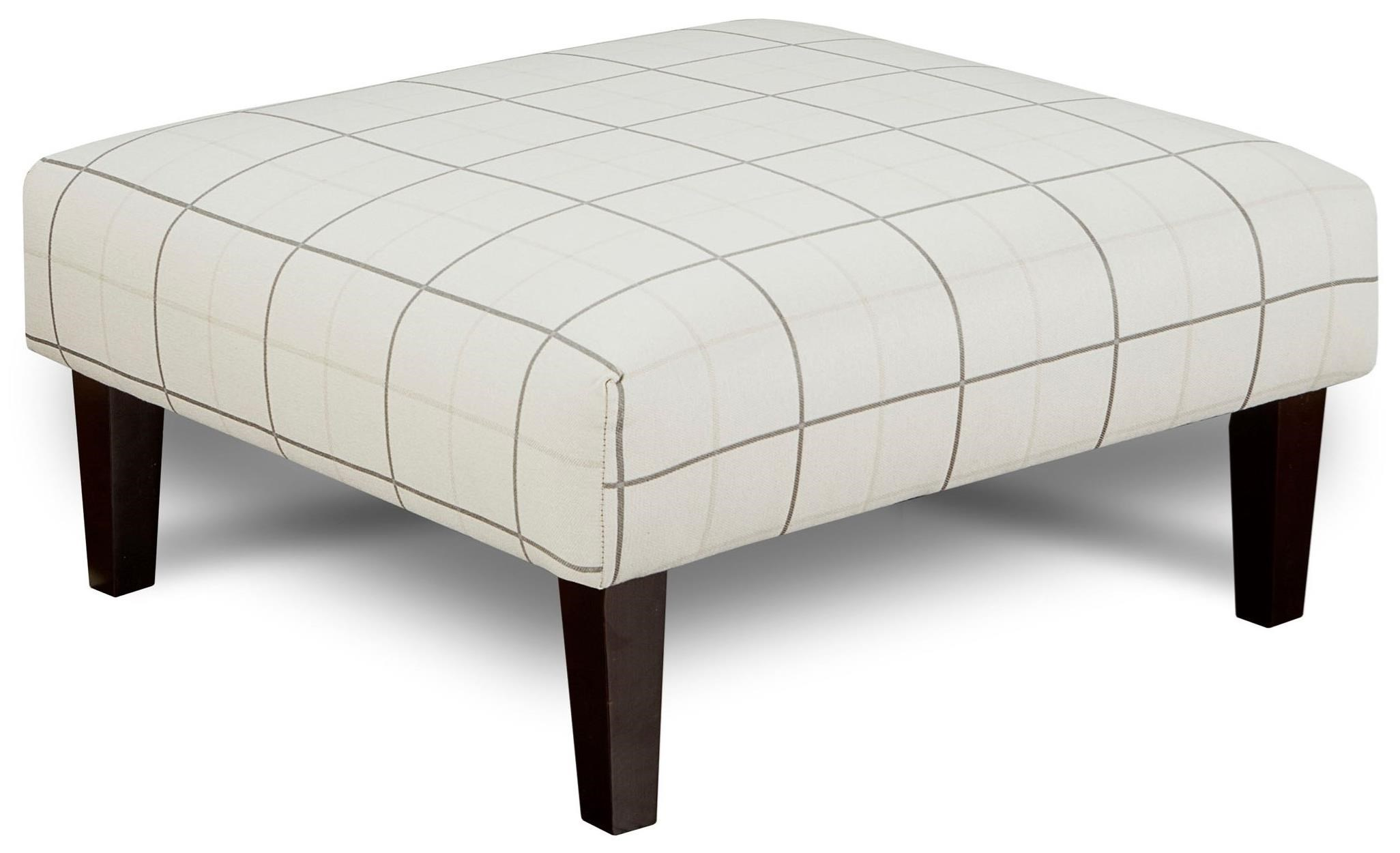 Delicieux Fusion Furniture 159Carla Contemporary Cocktail Ottoman ...