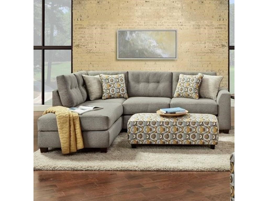 VFM Signature 16152-Piece Sectional