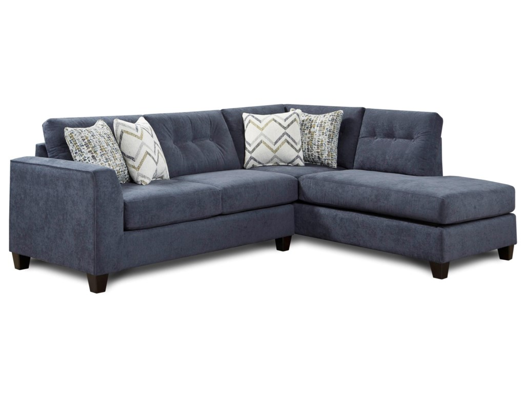 FN 16152-Piece Sectional