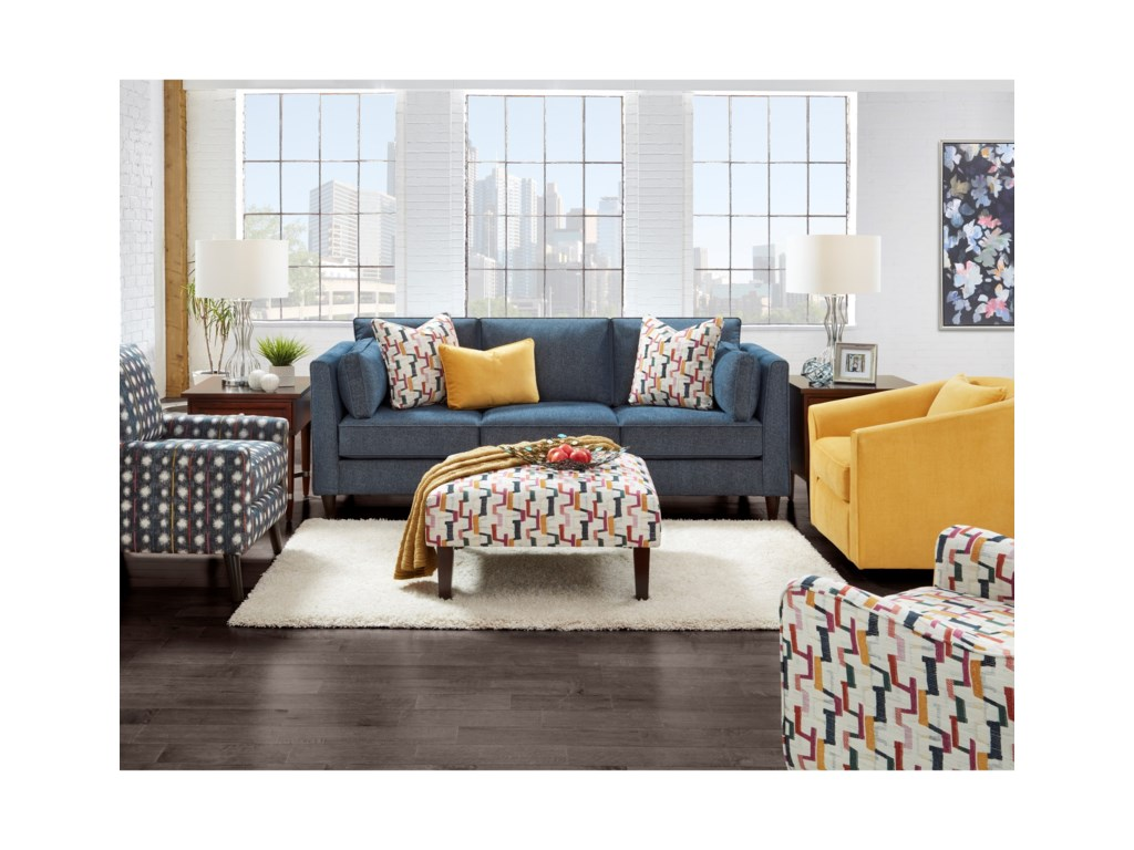 Fusion Furniture 17-00Living Room Group