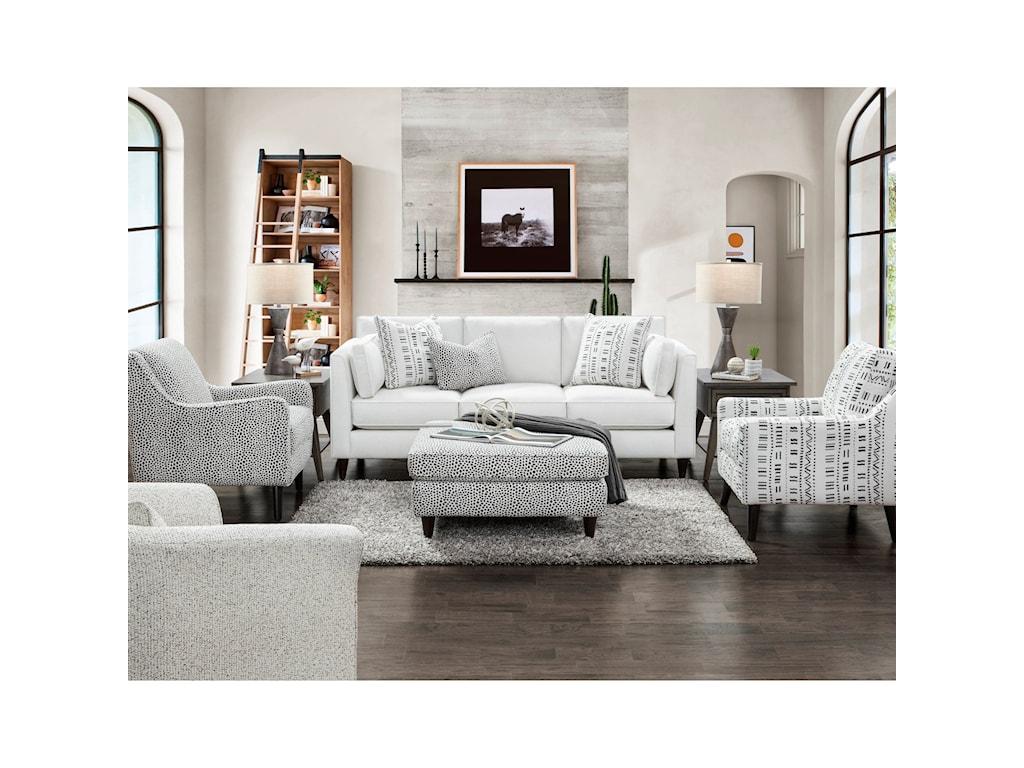 Fusion Furniture 17-00Sofa