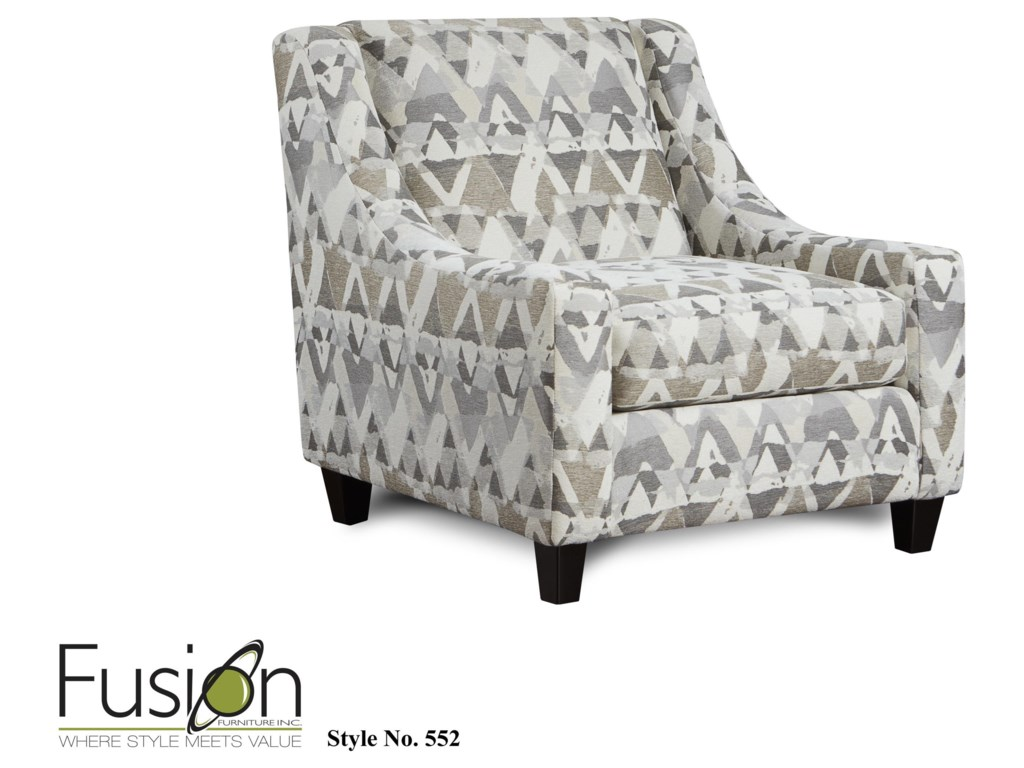 Haley Jordan BaldwinAccent Chair