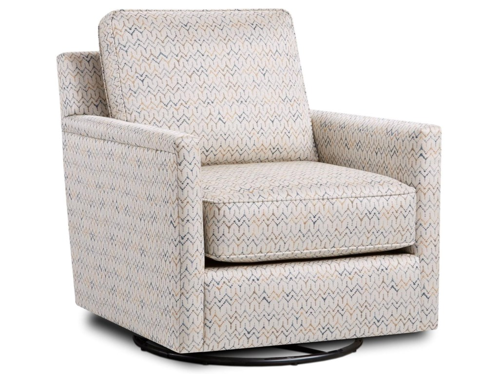 Fusion Furniture 21-02Swivel Glider Chair