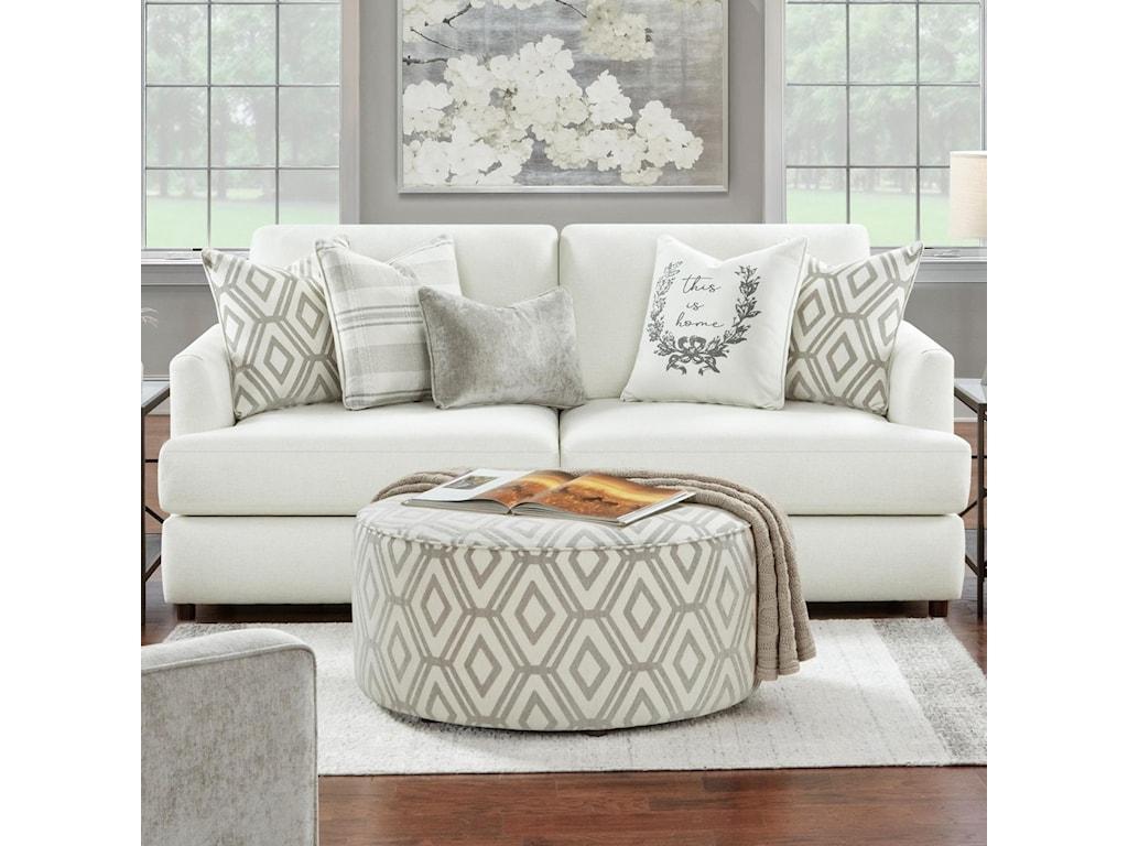 Fusion Furniture 23-00Sofa