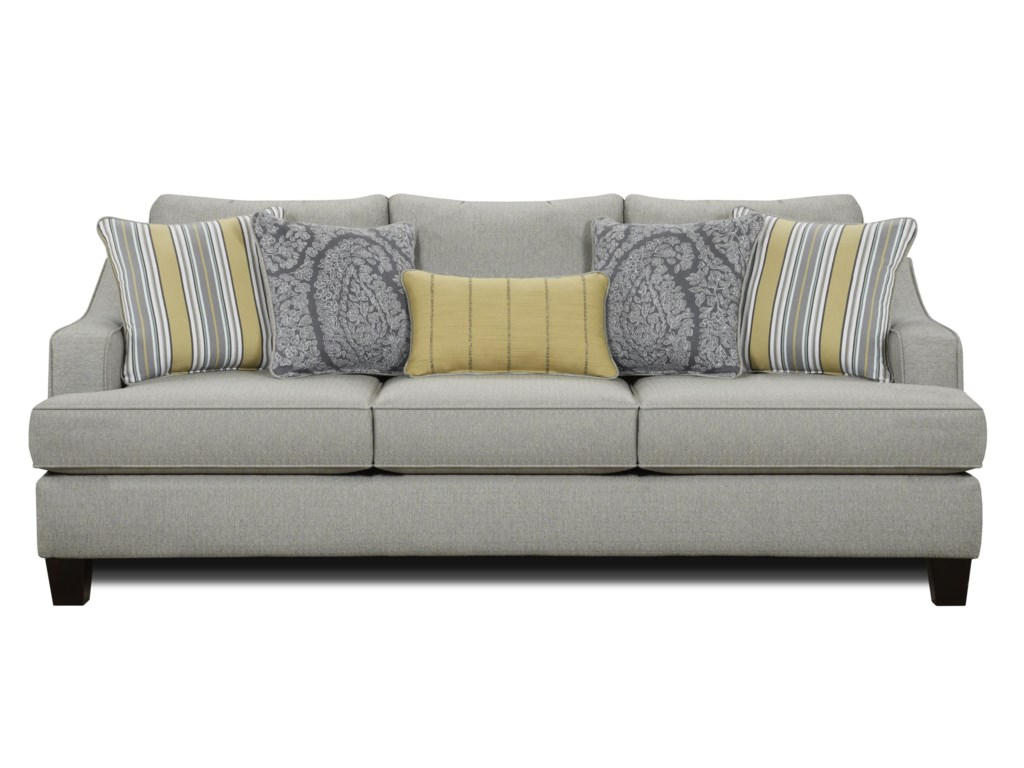 Fusion Furniture 2310Sleeper Sofa