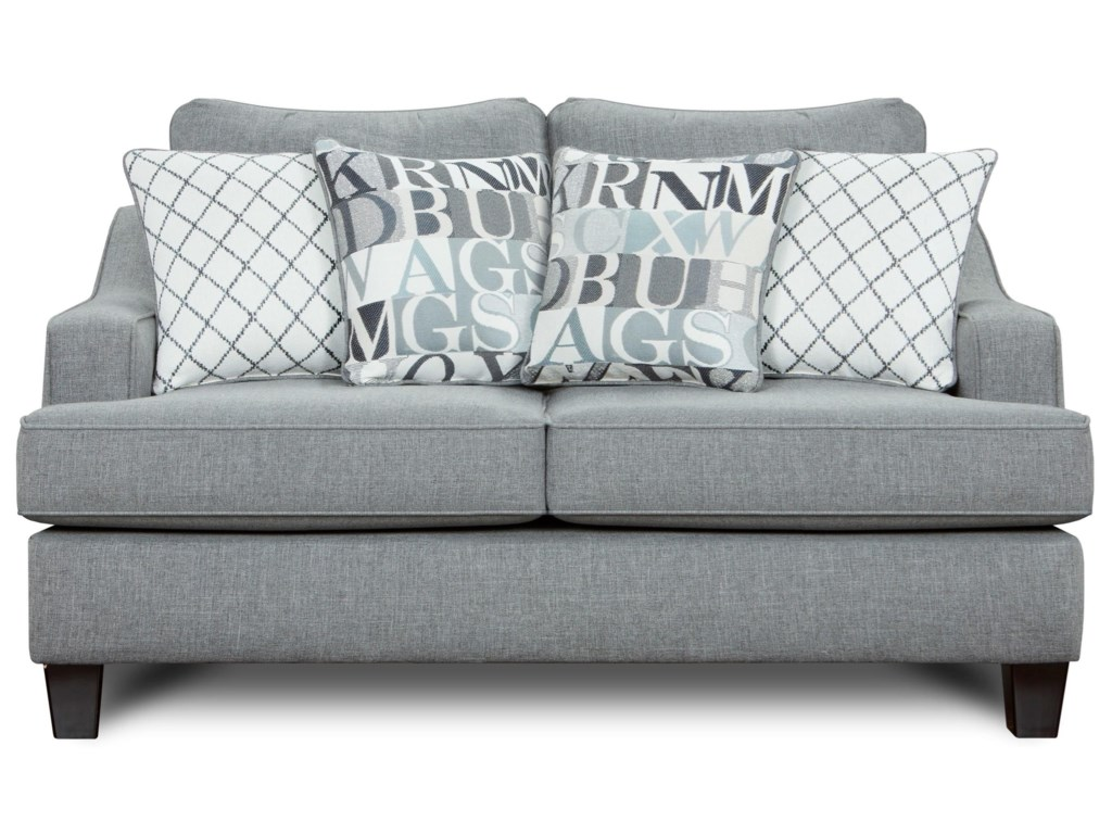 Fusion Furniture 2330Loveseat