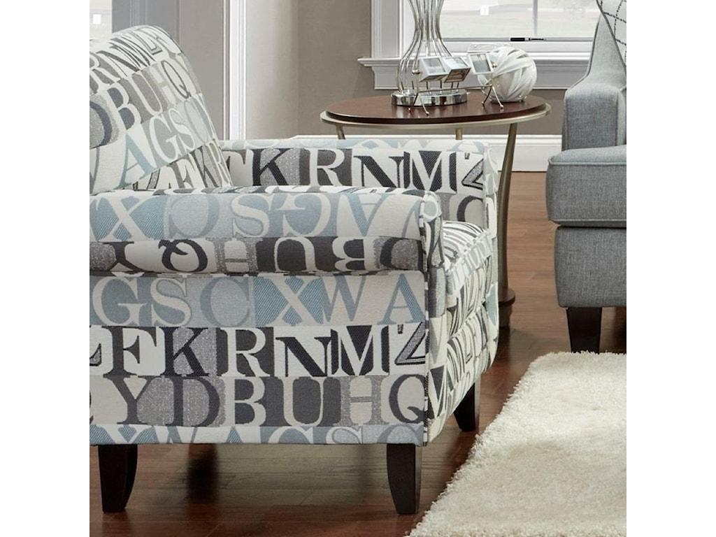 Fusion Furniture MarissaAccent Chair