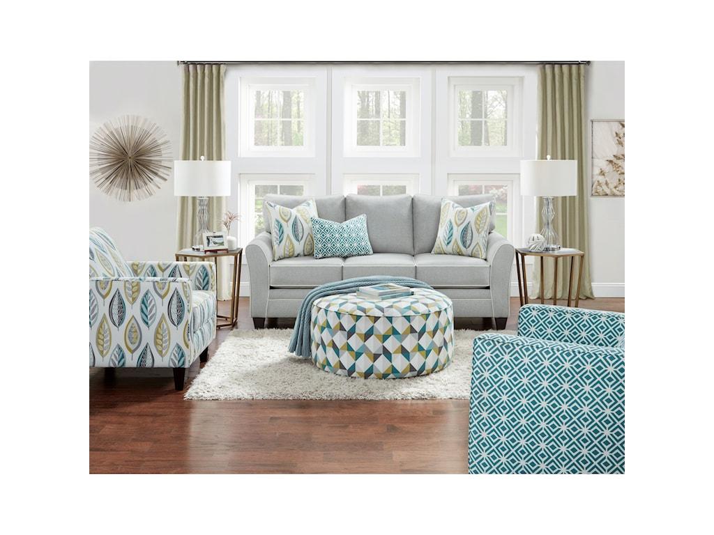 Fusion Furniture 25-02Chair