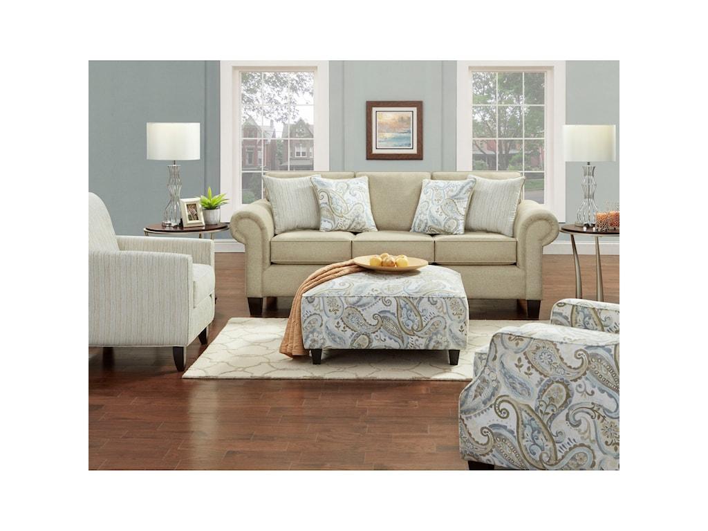 Fusion Furniture 250Chair