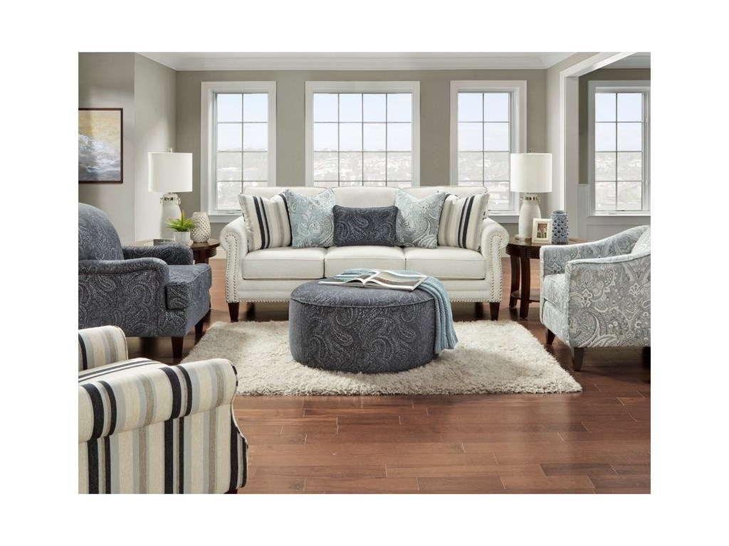 Fusion Furniture 2530Living Room Group