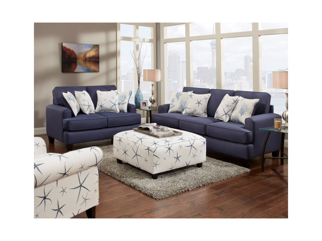 VFM Signature 2600Stationary Living Room Group