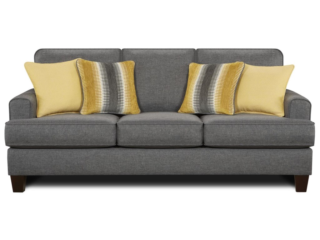 Fusion Furniture 2600Sofa