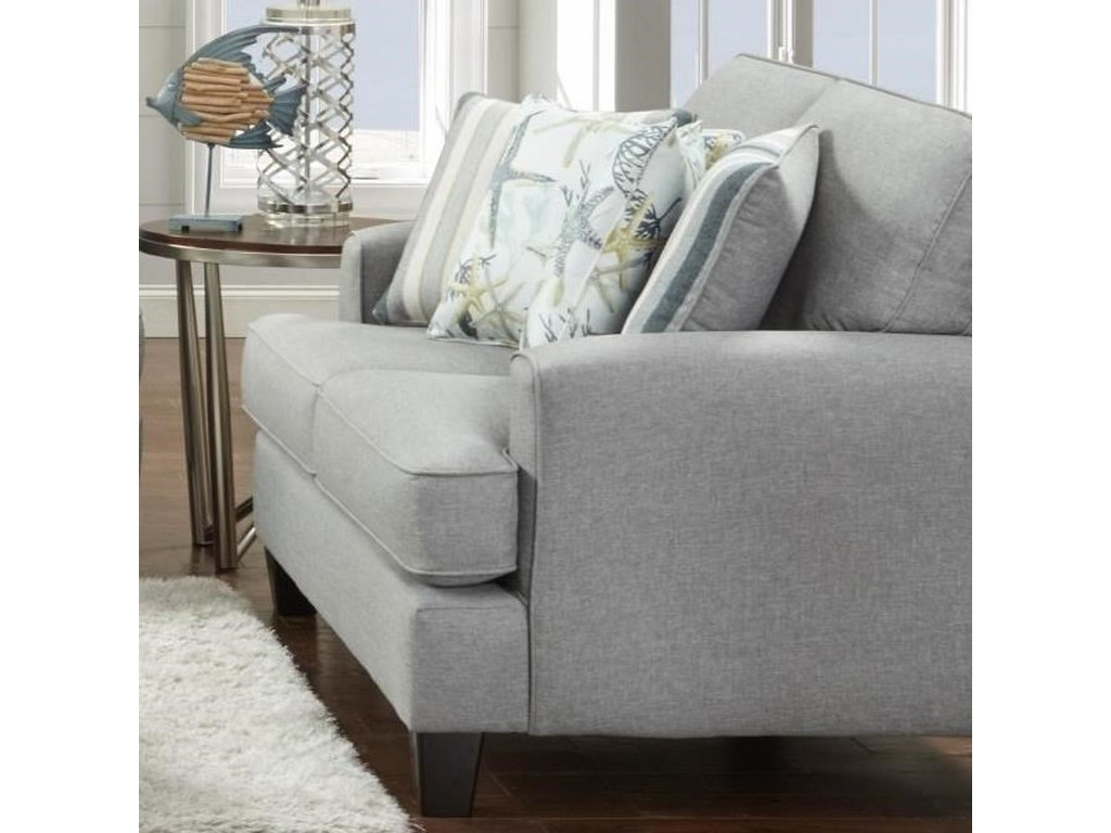 Powell's V.I.P. 2600Loveseat