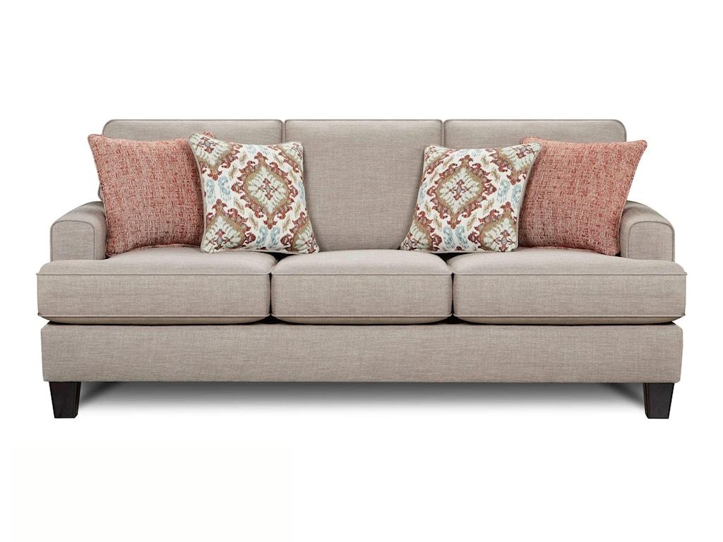 Fusion Furniture Quinn TwilightSofa