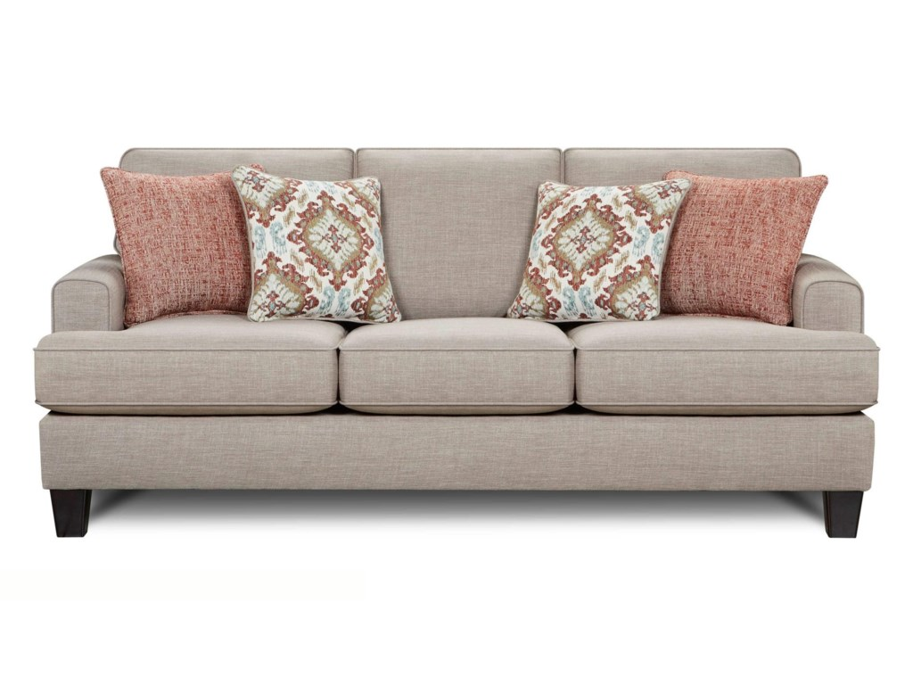 Fusion Furniture Quinn TwilightSofa