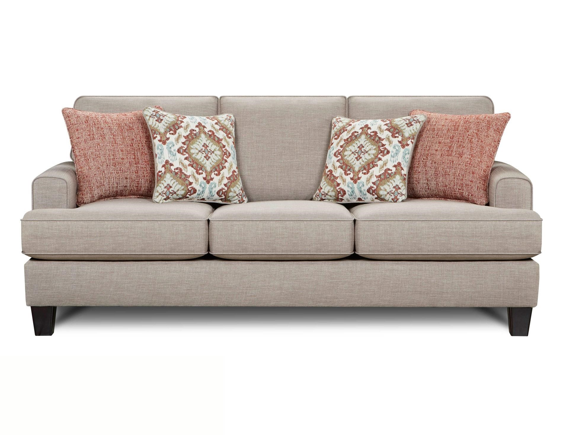 Beau Fusion Furniture Quinn TwilightSofa