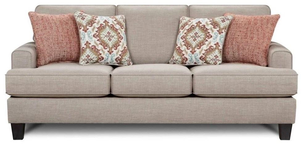 Fusion Furniture Quinn TwilightSleeper Sofa
