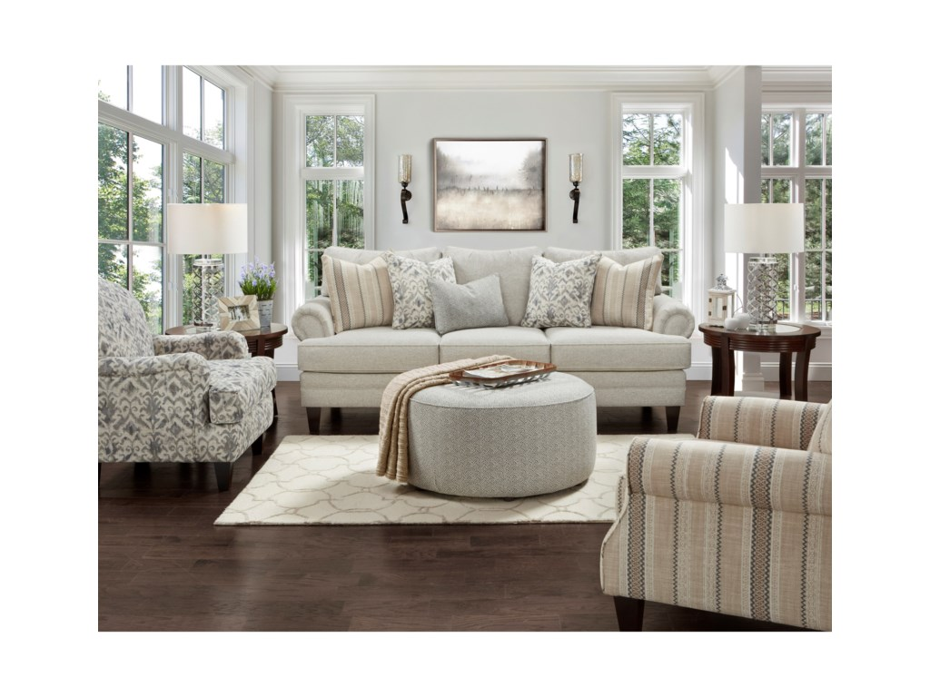 Fusion Furniture 2800-KPLiving Room Group