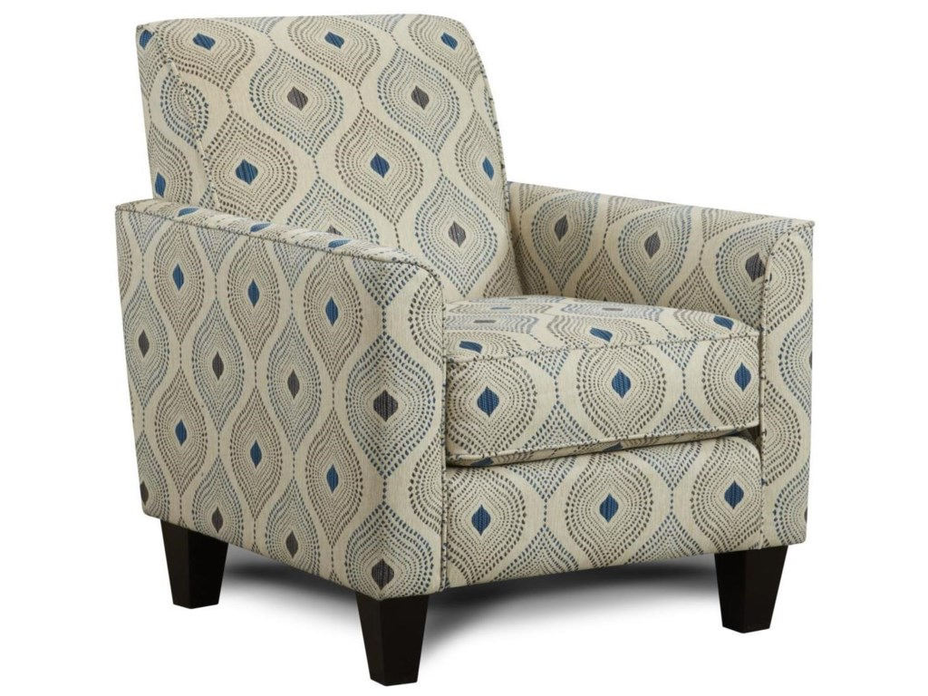 Fusion Furniture MirabelleAccent Chair