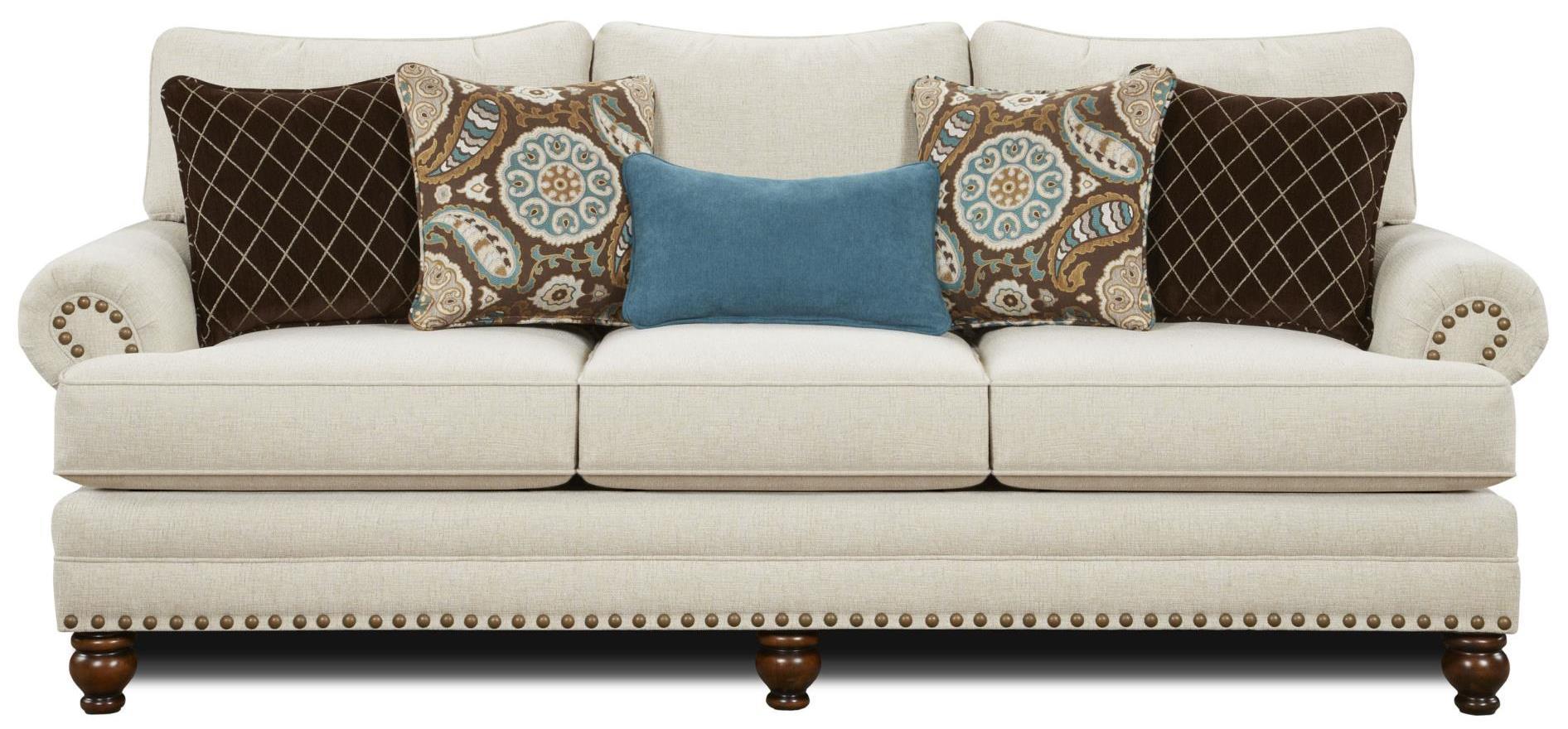 Fusion Furniture 2820Sofa ...