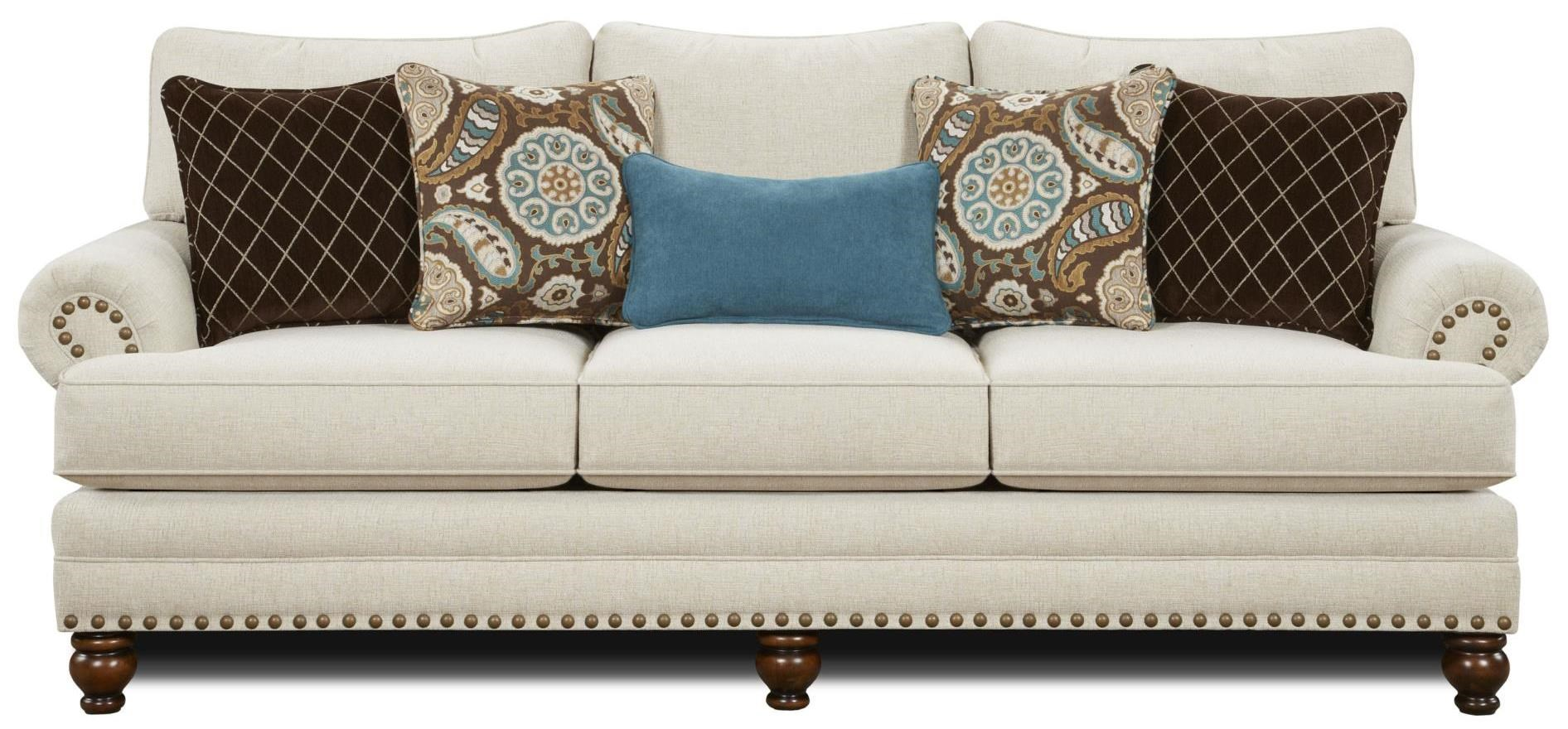 Beau Fusion Furniture 2820Sofa ...