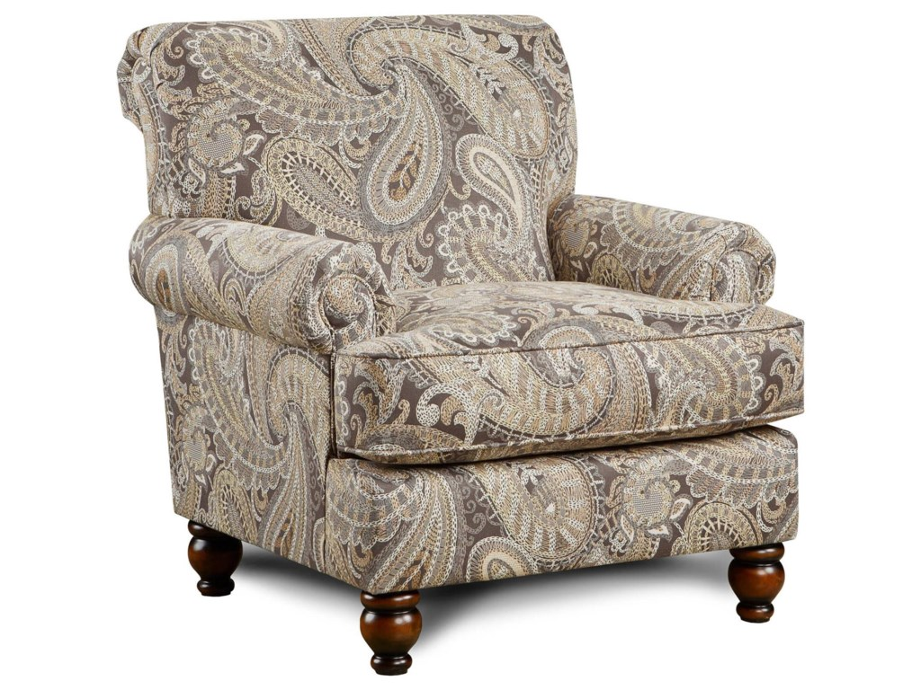 Fusion Furniture 2820Accent Chair