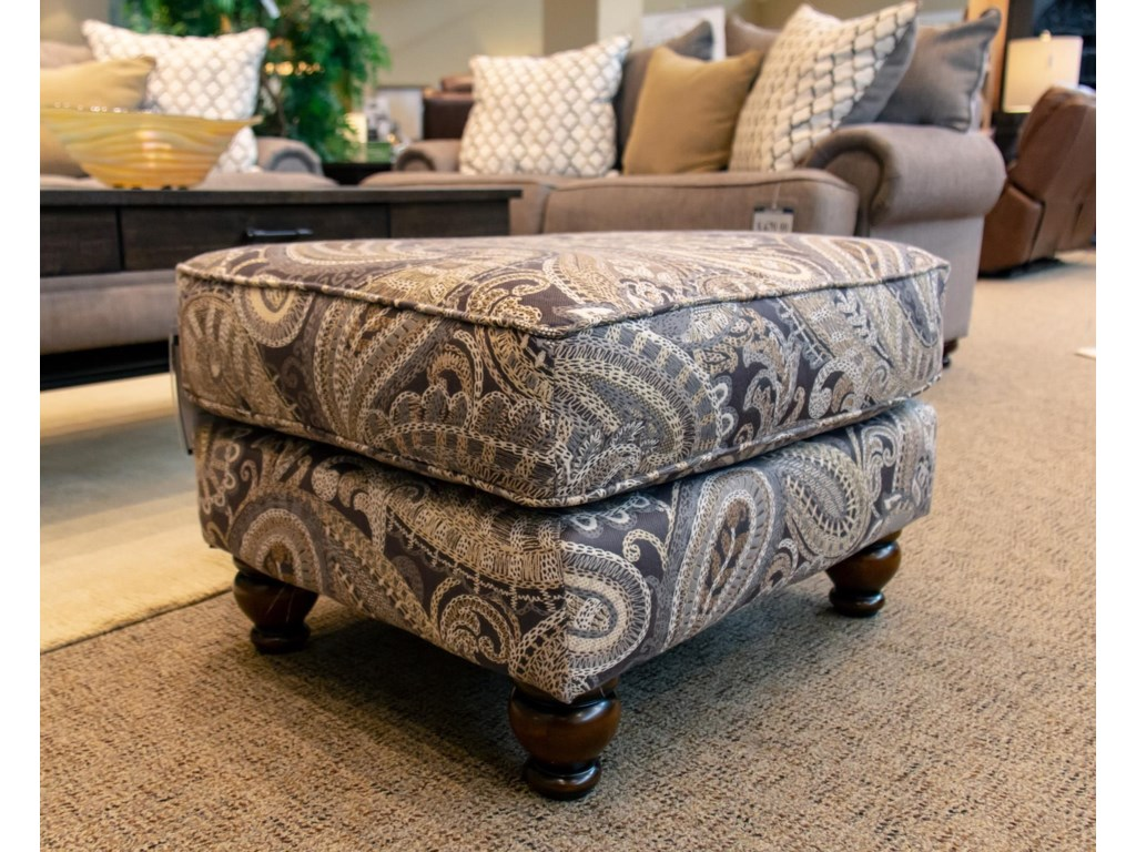 Fusion Furniture 2820Accent Ottoman