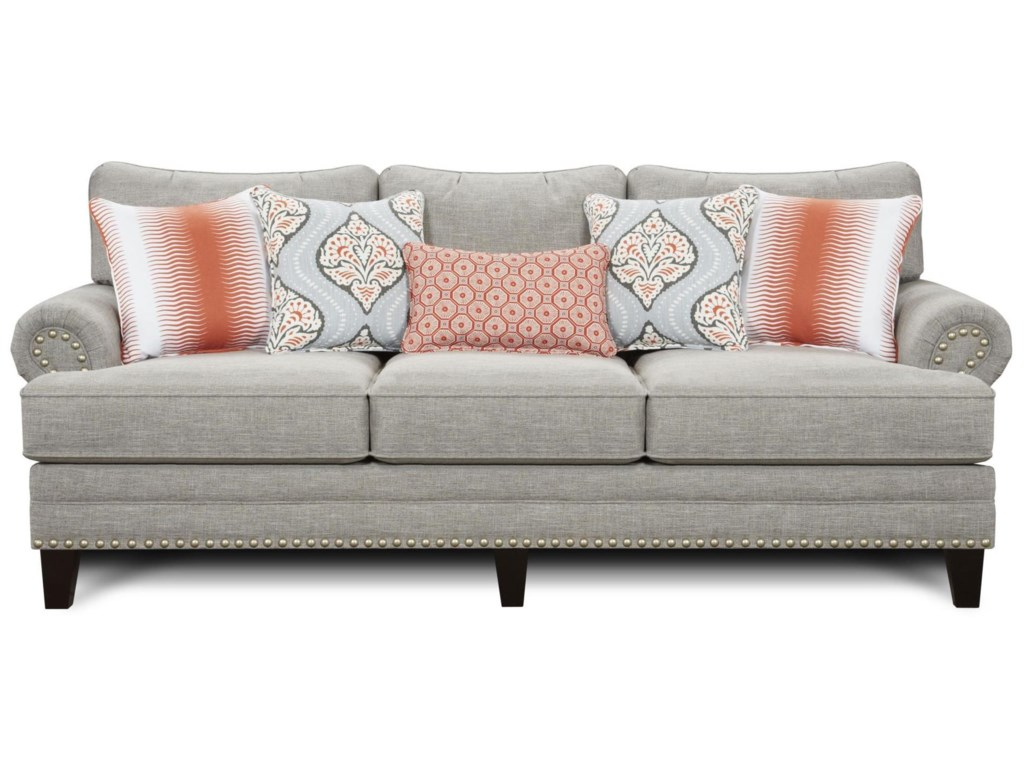 Fusion Furniture 2830Sofa