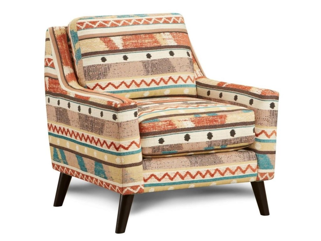 Powell's V.I.P. 290Upholstered Chair