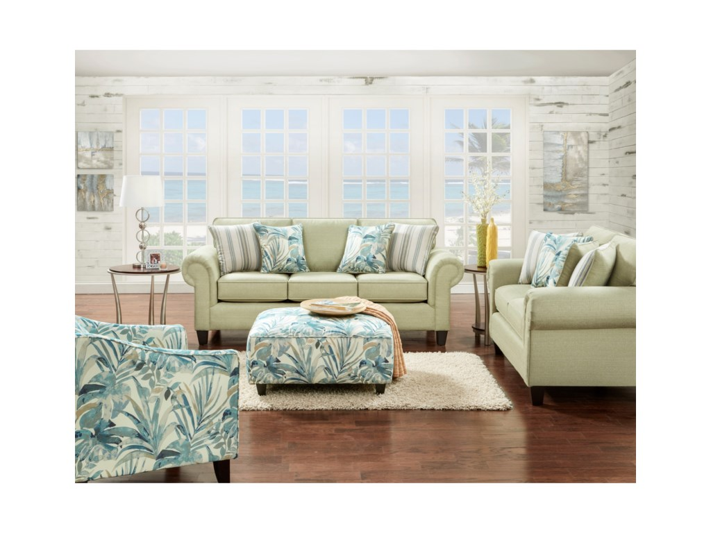 VFM Signature 3100Stationary Living Room Group