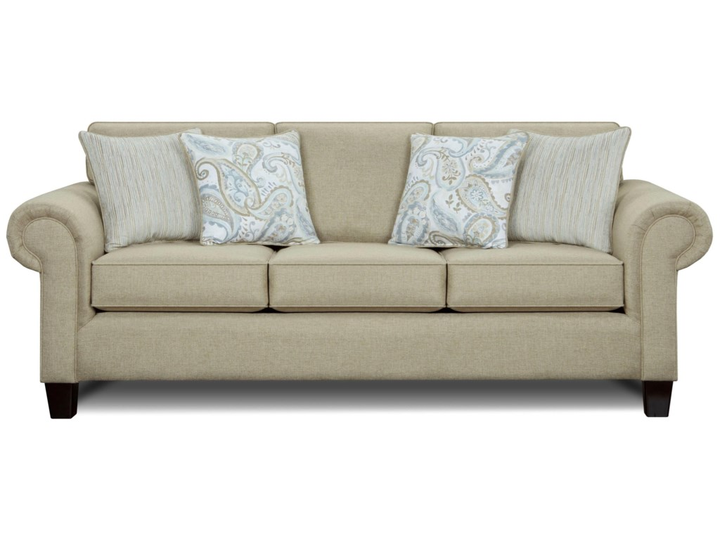 Fusion Furniture 3100Sofa