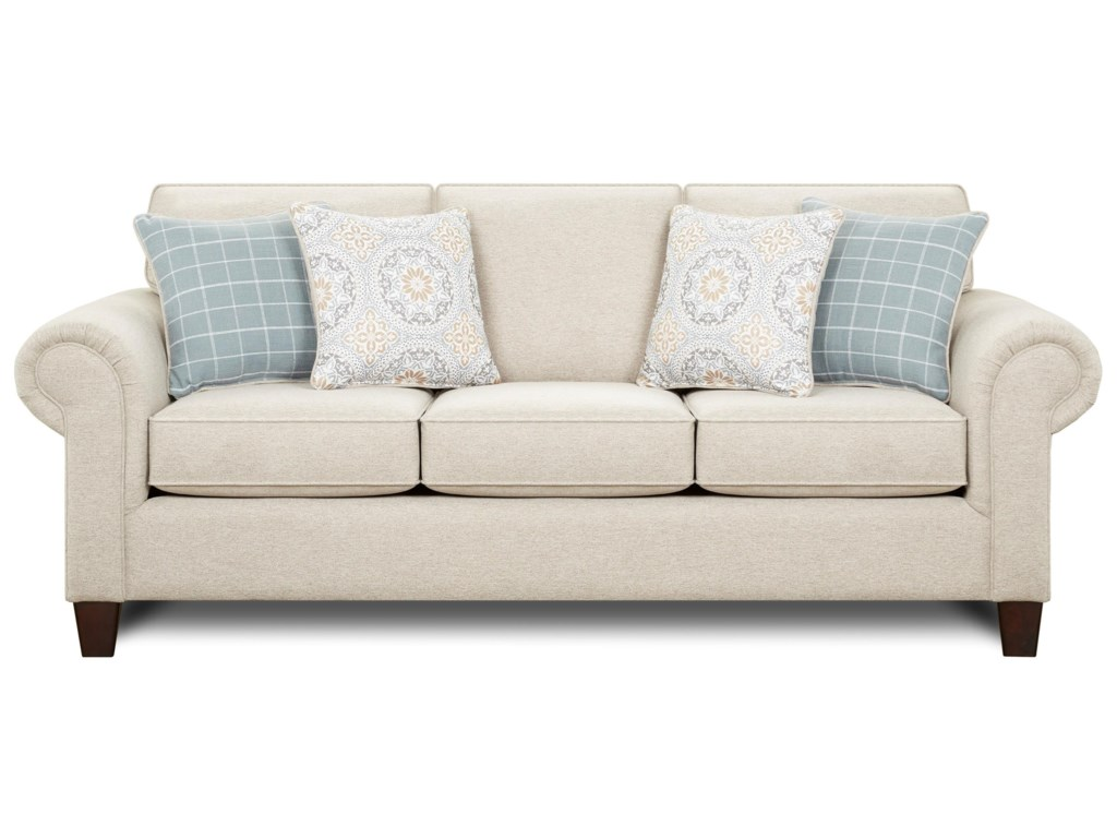 Fusion Furniture 3100Sleeper Sofa