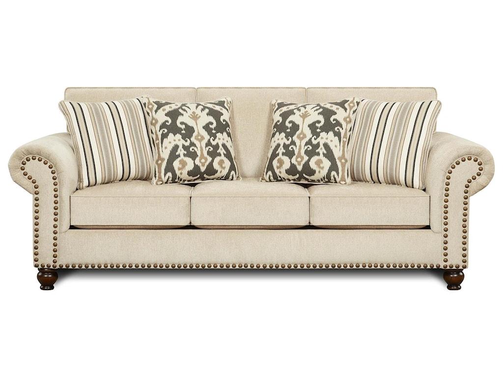 Fusion Furniture 3110Sofa