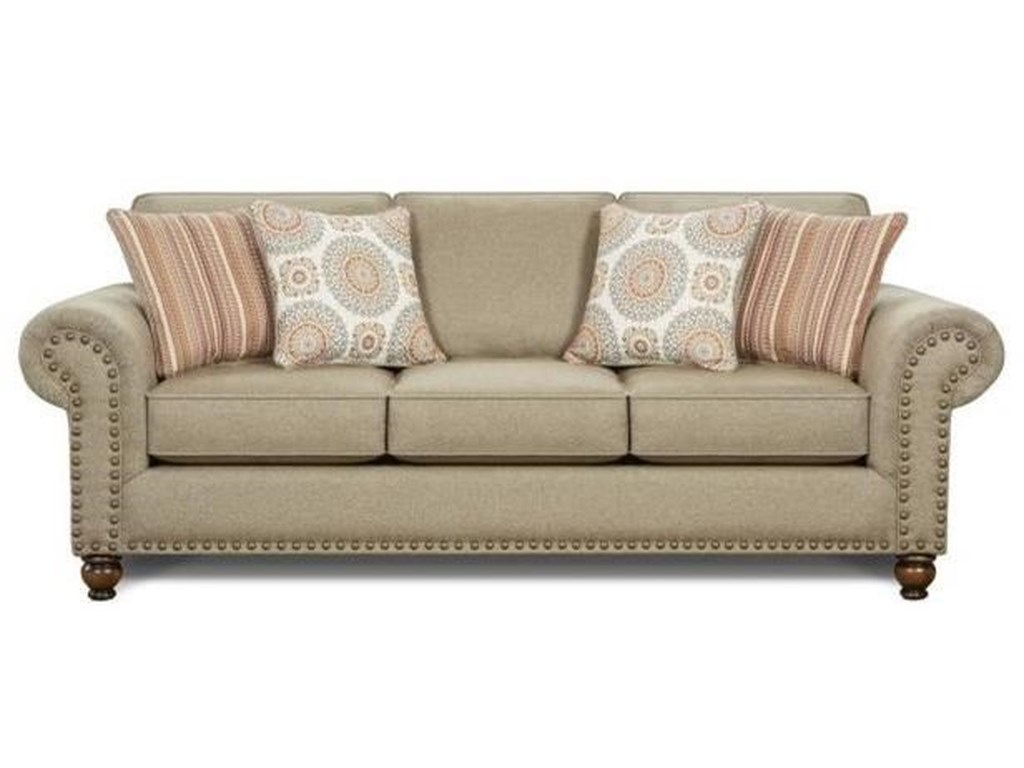 Fusion Furniture 3110Sofa