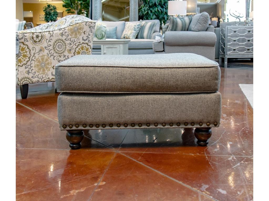 Fusion Furniture Turino SisalOttoman