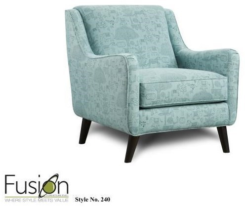 Fusion Furniture 3200 Accent Chair