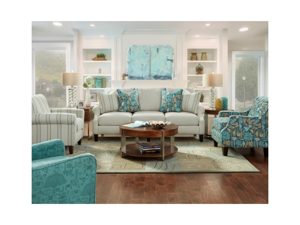 VFM Signature 3200Stationary Living Room Group