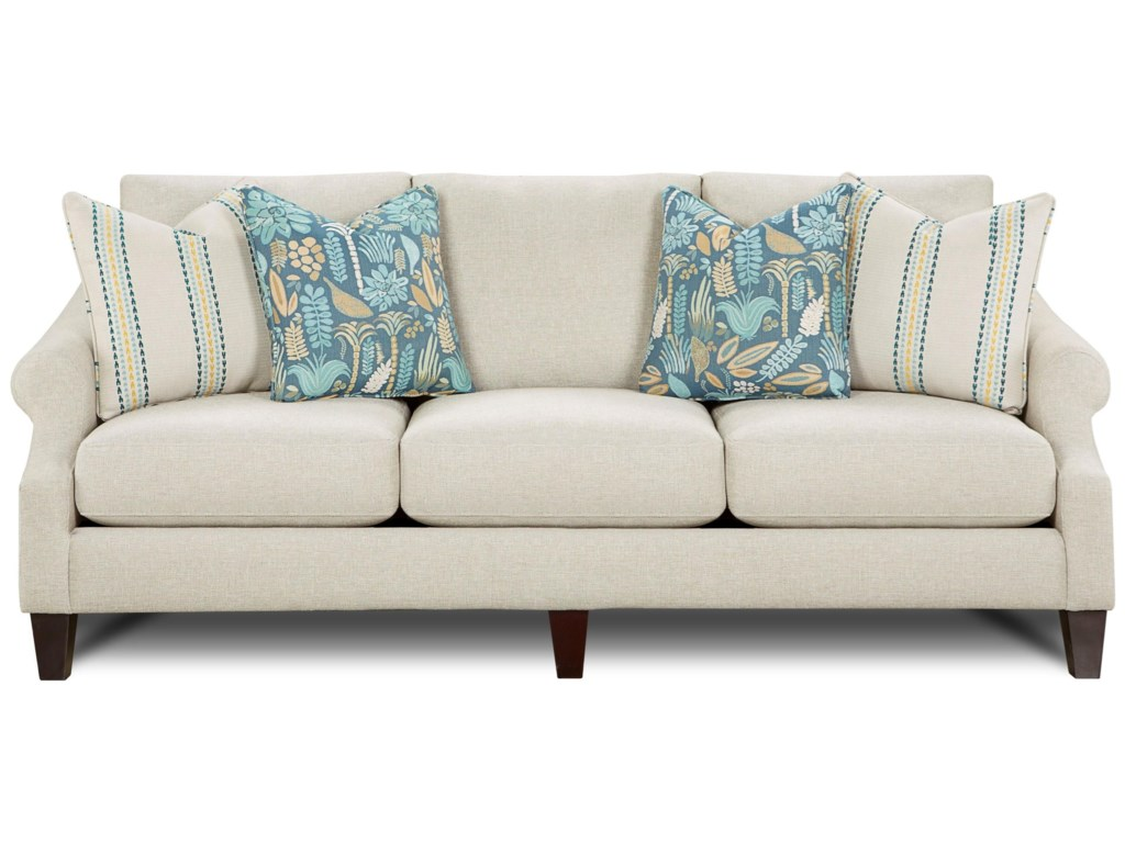 Fusion Furniture (Beaverton Store Only) 3200Sofa