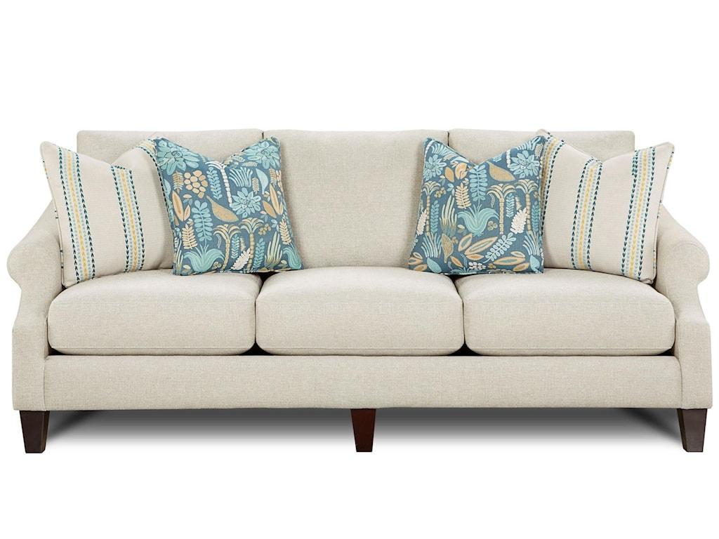 Fusion Furniture 3200Sofa