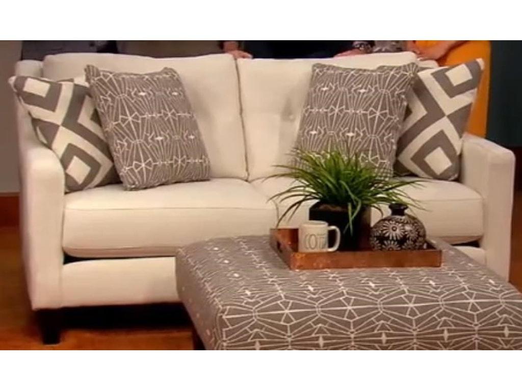 Fusion Furniture EmblemLoveseat