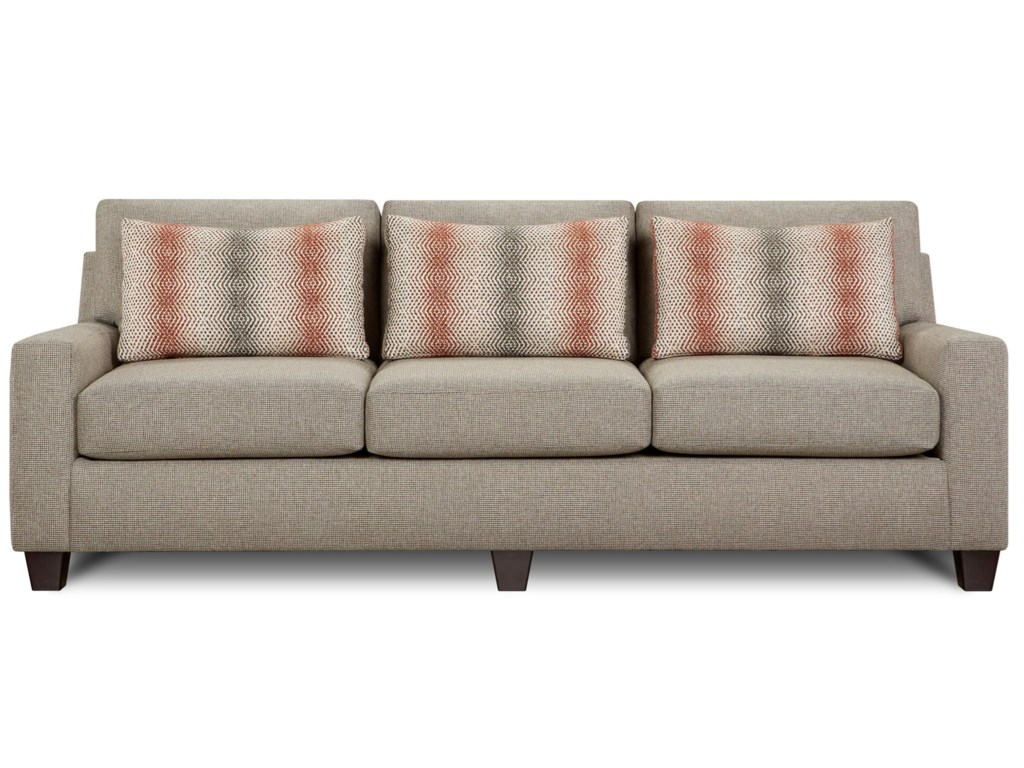Fusion Furniture 3320Sofa