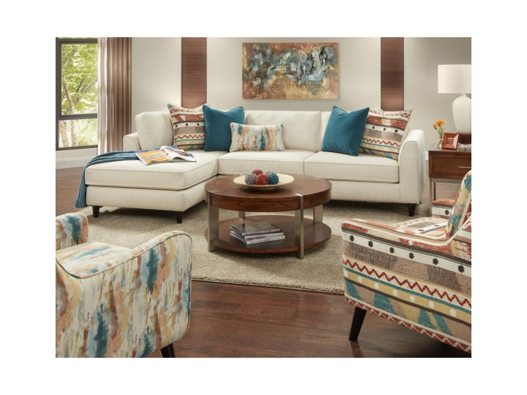 VFM Signature 34-31Living Room Group