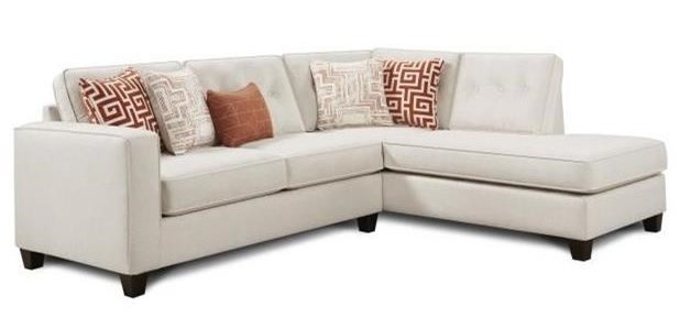 Fusion Furniture 3515Modern Living Room Group