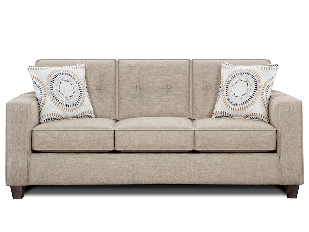 Fusion Furniture RadiantSofa