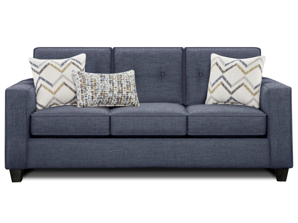 Fusion Furniture 3570BSleeper Sofa
