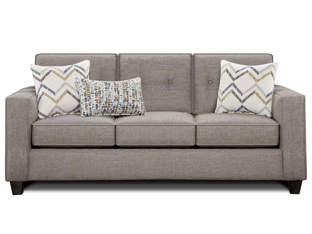 Fusion Furniture 3570BSofa