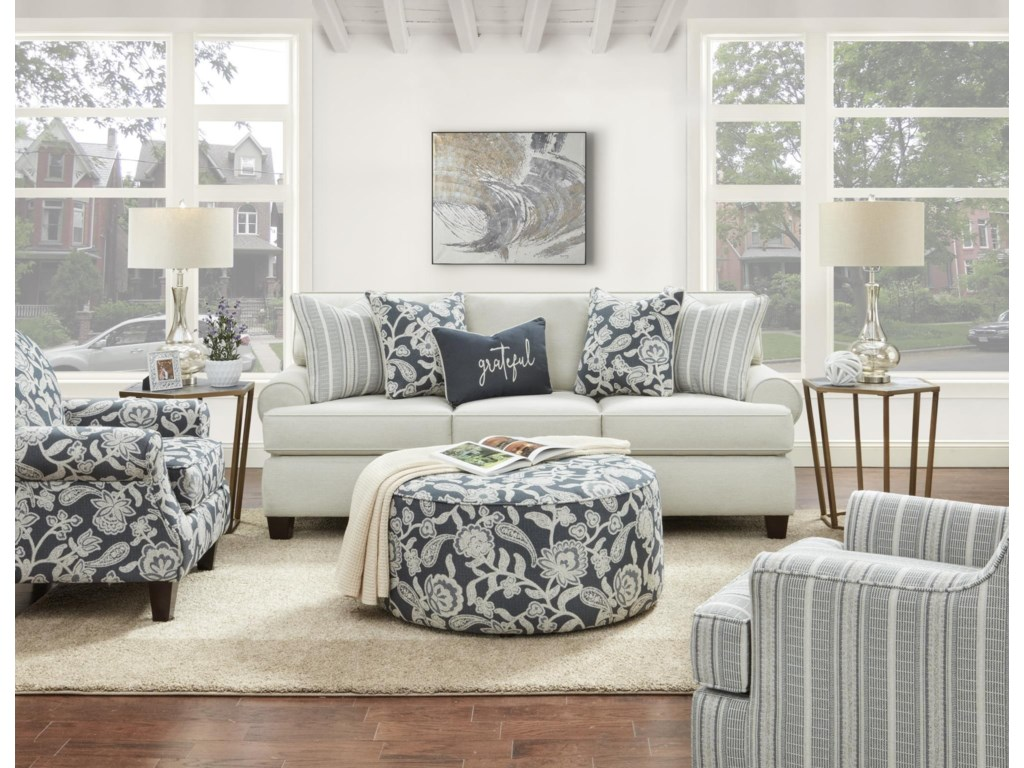 Fusion Furniture 39-00Living Room Group