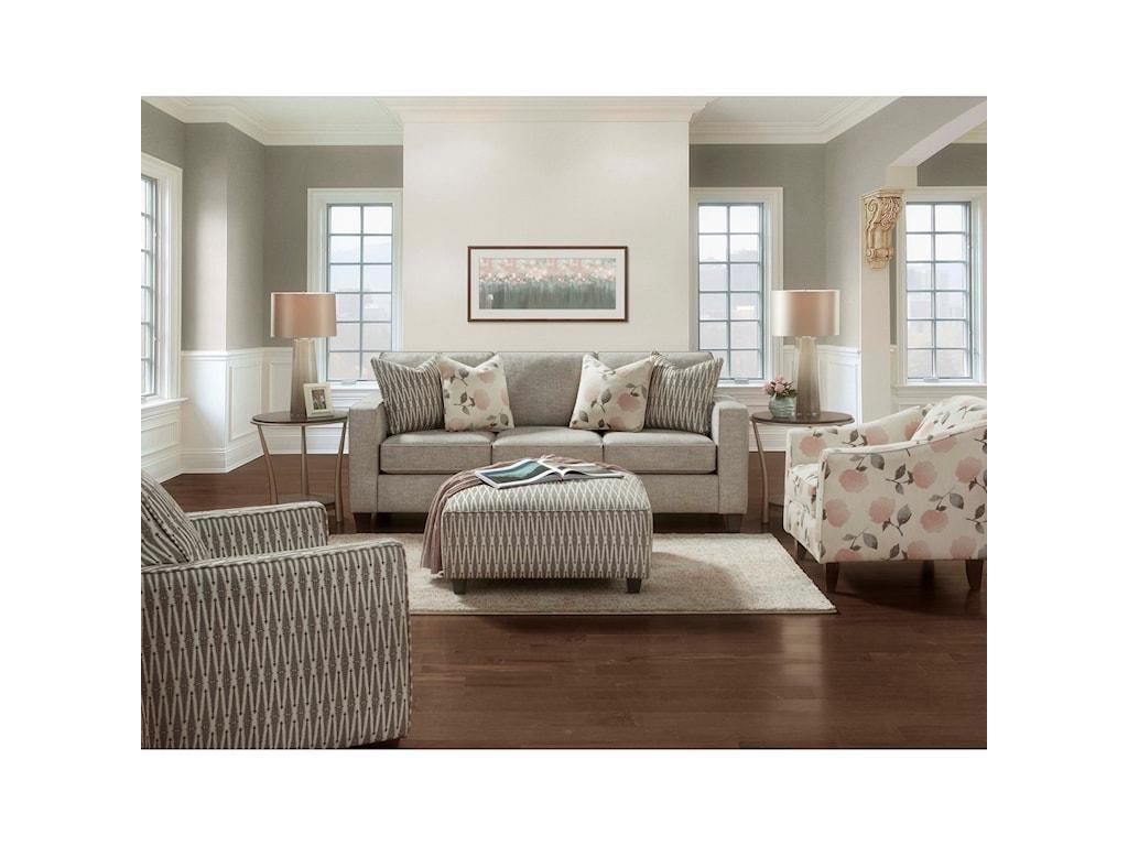 Fusion Furniture 402Chair