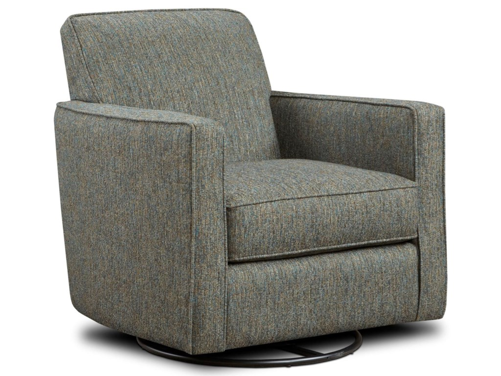 Haley Jordan 402-GSwivel Glider