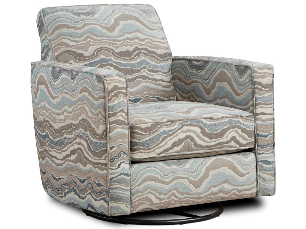 Fusion Furniture 402-GSwivel Glider